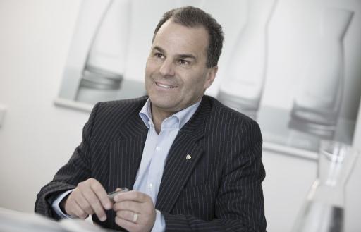 Dietmar Meraner, Geschäftsführer Wellwasser Technology GmbH