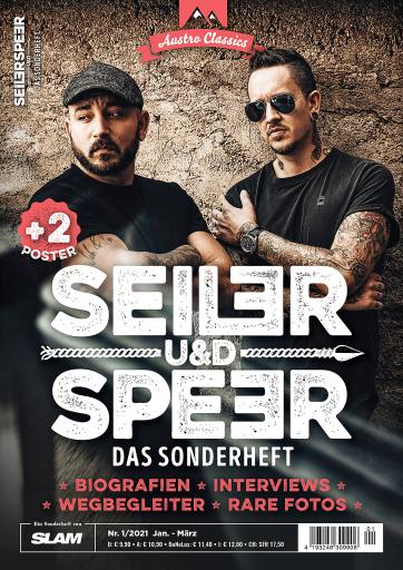 Cover Sonderheft SEILER UND SPEER (AUSTRO CLASSICS #1)