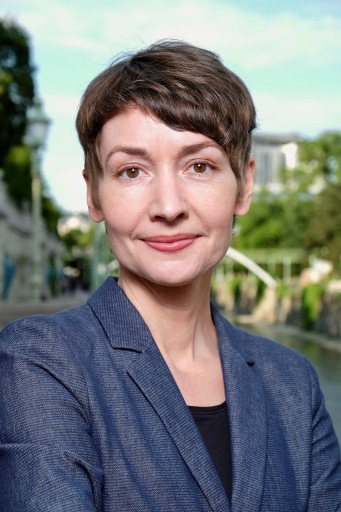 Doris Helmberger-Fleckl, FURCHE-Chefredakteurin