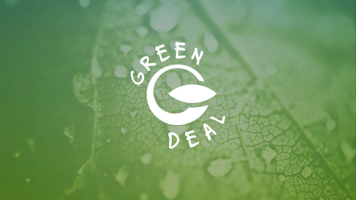 "Logo der Aktion ""Green Deal 21"""
