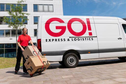 """GO! Express & Logistics ist Europas größter konzernunabhängiger Anbieter von Express- und Kurierdienstleistungen. / Weiterer Text über ots und www.presseportal.de/nr/127523 / Die Verwendung dieses Bildes ist für redaktionelle Zwecke honorarfrei. Veröffentlichung bitte unter Quellenangabe: """"obs/GO!Express & Logistics (Deutschland) GmbH/GO! Express & Logistics,Thome"""""""