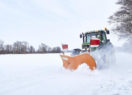 Über 8.000 Maschinenring Winter-Dienstleister stehen für rund 20.000 Kunden österreichweit bereit.
