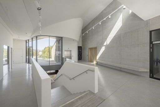 Neues Uni-Gebäude mit Konzertsaal und Arthouse-Kino: Bundesimmobiliengesellschaft stellt Neubau für die mdw – Universität für Musik und darstellende Kunst Wien fertig