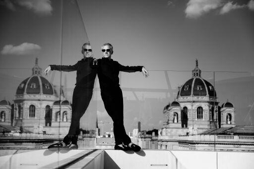 Christoph Waltz – Foto: Peter Rigaud, Produktion: MAX Magazin / Martin Luigi
