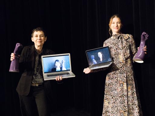 FC Gloria Filmpreise 2020 Gewinnerinnen