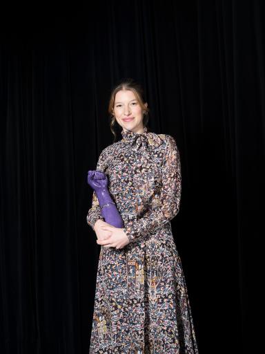 FC Gloria Filmpreis 2020 Gewinnerin