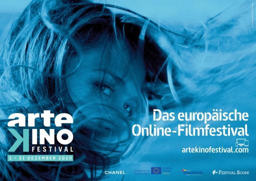 """ARTEKinoFestival 2020 / ARTEKino Festival: Europäisches Online-Filmfestival / 01/12/2020- 31/12/2020 / artekinofestival.com / Weiterer Text über ots und www.presseportal.de/nr/9021 / Die Verwendung dieses Bildes ist für redaktionelle Zwecke honorarfrei. Veröffentlichung bitte unter Quellenangabe: """"obs/ARTE G.E.I.E."""""""