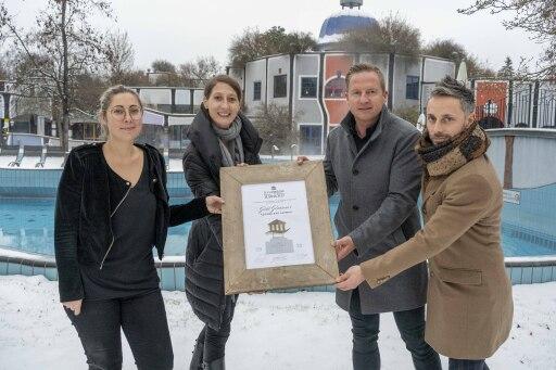 Thermencheck.com Award GOLD Gewinner Rogner Bad Blumau