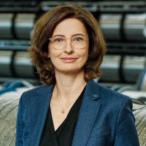 Eva Schinkinger CEO GG Group