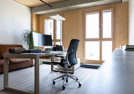 HoHo Wien: Einblick in die Office-Räumlichkeiten