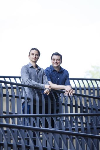 Setzen auf UX von Parkside: CTO Christian Weber und CEO Patrick Ratheiser von Leftshift One