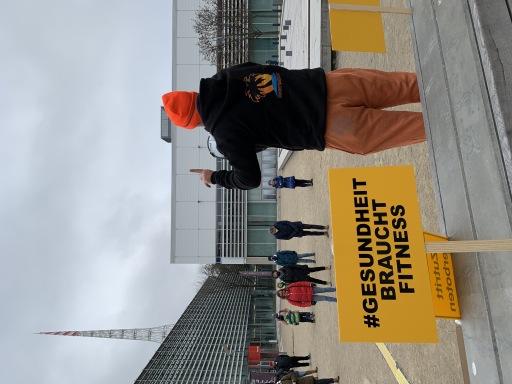 #GesundheitBrauchtFitness: Demonstration für Öffnung der Fitnessbetriebe