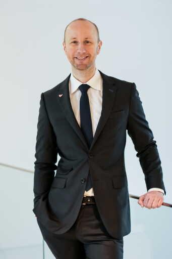 Lorenz Loidl (38) ist neuer Operations Director bei LeasePlan Österreich