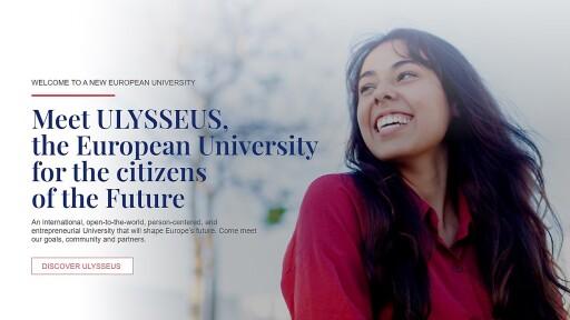 Die europäische Universität Ulysseus startet durch.