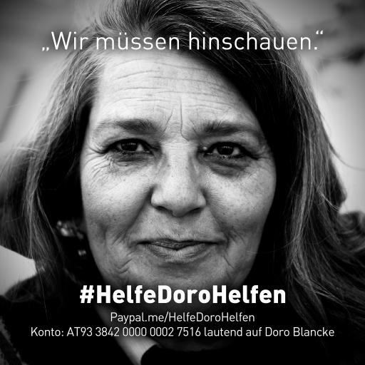 #HelfeDoroHelfen: Socialmedia-Spendenkampagne für Soforthilfe