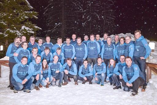 Das Steiralauf OK Team