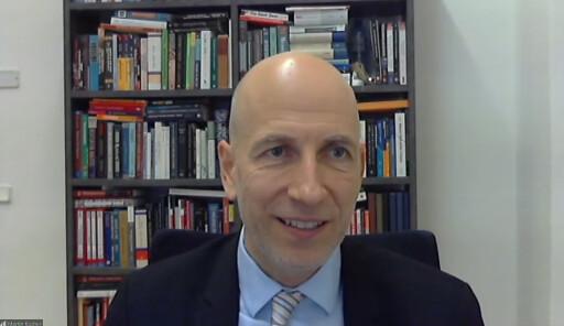 BM Martin Kocher im Zoom-Talk, 11.1.2021