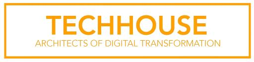 Logo TECHHOUSE - Architects of Digital Transformation