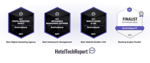 Bookassist - HotelTech Awards 2021: