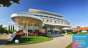 Auch in dem sehr schwierigen Pandemie Jahr 2020 gehörte das Hotel Sonnenpark****S in Lutzmannsburg wieder zu den beliebtesten Hotels weltweit!