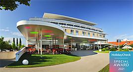 HolidayCheck Special Award für das Hotel Sonnenpark****S
