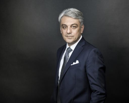 Luca de Meo, Vorstandsvorsitzender der Groupe Renault