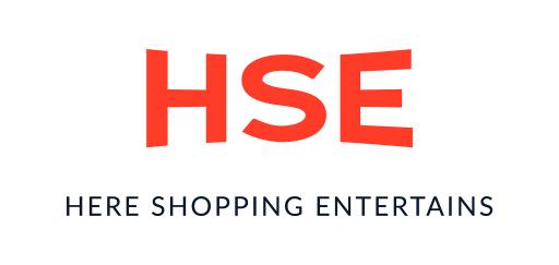 HSE - Here Shopping Entertains. Die parabolisch gebogenen Buchstaben des neuen Logos symbolisieren eine Bühne. Eine Bühne, auf der HSE seine Markenwelt inszeniert. +++ Die Nutzung ist für redaktionelle Zwecke im Zusammenhang mit HSE honorarfrei. Abdruck und Veröffentlichung bitte mit folgender Quellenangabe: Foto: HSE +++ / Weiterer Text über ots und www.presseportal.de/nr/53601