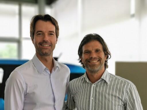 AVILOO GmbH - die Geschäftsleitung des österreichischen Startups