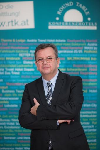 Der neue RTK-Präsident Mag. Thomas Ziegler