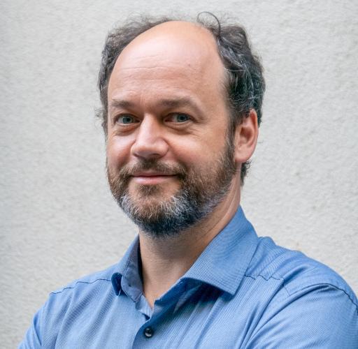 Christian Haslacher nimmt ab Februar die Position des Head of Data Journalism wahr. - FOTO: APA/KATHARINA SCHELL