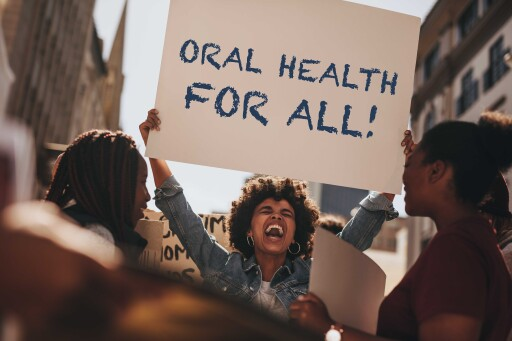 New report from FDI World Dental Federation tackles oral health inequalities and outlines strategies to improve oral healthcare over the next ten years