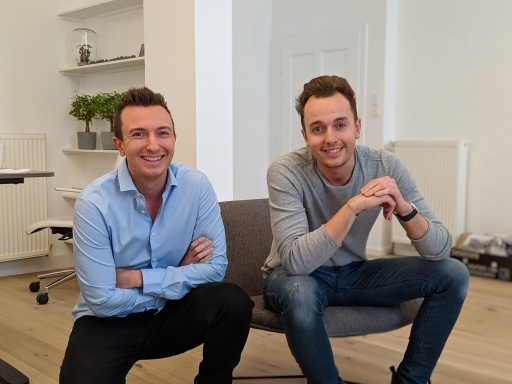 Paul Zehetmayr und Julian Zehetmayr