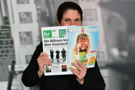 bz-Chefredakteurin Nikki Gretz-Blanckenstein