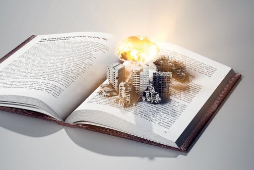 Höchste Zeit: Atomwaffen, endlich ab ins Buch der Geschichte