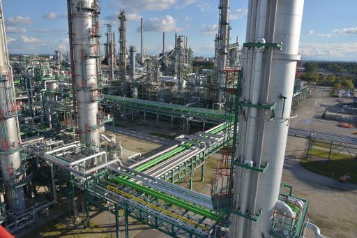 OMV: Weitere Petrochemie-Investitionen in die Raffinerie Burghausen