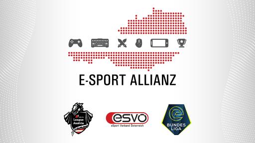 Banner E-Sport Allianz Österreich