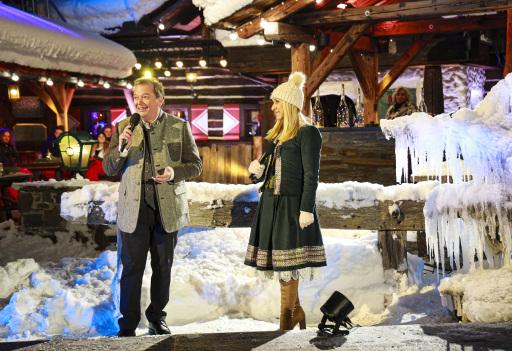 Arnulf Prasch und Stefanie Hertel begleiten durch den Musi-Abend