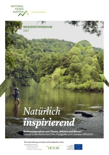 Nationalparks Austria Medienstipendium unterstützt junge Nachwuchstalente