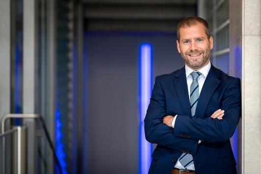 Markus Rubak, 44, hat mit 1. Jänner 2021 die Leitung des Stammvertriebs der DONAU übernommen.