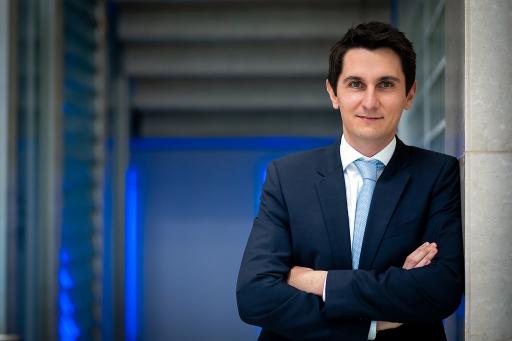 Erhard Forstner, 36, leitet seit 1. Jänner 2021 den Kfz-Fachbereich der DONAU Versicherung.