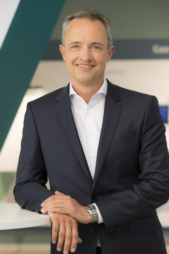 Dr. Christian Herbinger, Geschäftsführer der Vaillant Group Austria