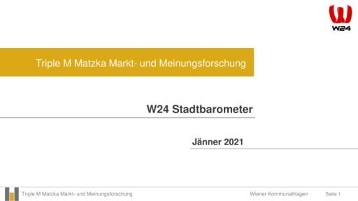 Jahresauftakt 2021: Spürbarer Aufwind für neue Regierungskoalition SPÖ-NEOS in Wien - Mehrheit für Impfung gegen Corona
