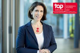Takeda Österreich ist Top Employer 2021