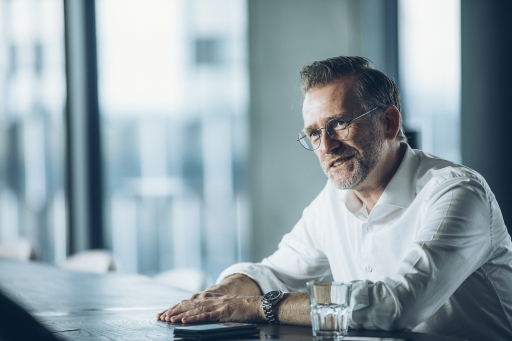 Ingo Hofmann, CEO der Merkur Versicherung