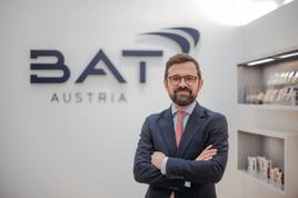 Jochen Hiller ist neuer Geschäftsführer von British American Tobacco Austria