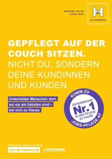 """Hilfswerk-Präsident Karas: """"Jobmotor Pflegeberufe endlich anwerfen!"""""""