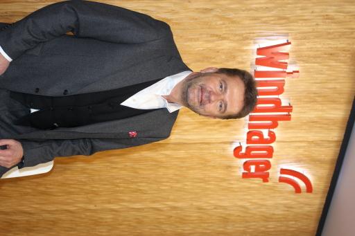 Der neue Windhager Geschäftsführer Stefan Gubi