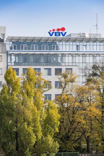 VBV Firmensitz in 1020 Wien