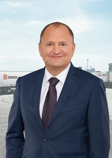 Klaus Maximilian Hermetter, Neue Leitung für DB Schenker Steiermark