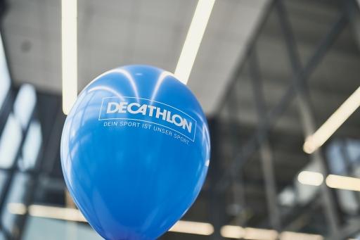 Eröffnung einer neuen Decathlon Filiale in Klagenfurt, Kärnten